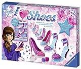 Shoes Best Deals - Ravensburger - 18589, I love Shoes, Kit con accessori per realizzare una collezione di scarpe