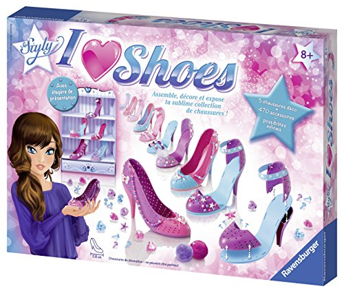 ravensburger-18589-kit-de-loisirs-creatifs-i-love-shoes-so-styly