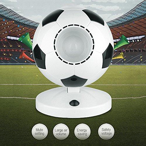Mini-USB-Tabellen-blattloser Ventilator, Weltcup-Fußball-stummes lärmarmes blattloses Gebläse für Haus u. Büro (Gebläse Motor Weniger)