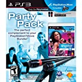 Singstar + Dance Party Pack with Microphones for Sony PS3 Move