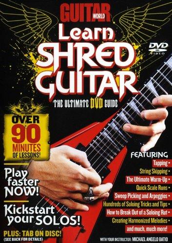 Shred Guitar. Für Gitarre (Learn Shred Guitar)