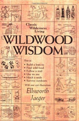 Wildwood Wisdom por Ellsworth Jaeger