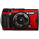 كاميرا اوليمبوس تاف TG-6 مقاومة للماء