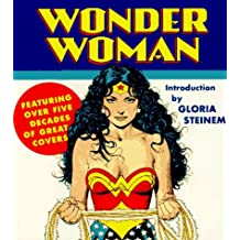 Wonder Woman: Featuring over Five Decades of Great Covers: Featuring Five Decades of Great Covers (Tiny Folio)