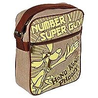 Hong Kong Phooey Flight Bag - Number 1 Super Guy Cool Retro Kids TV Design