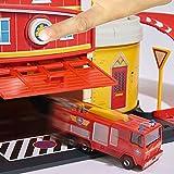 Feuerwehrmann Sam - Mini Die Cast Serie - Spiel Set Feuerwehrstation für Feuerwehrmann Sam - Mini Die Cast Serie - Spiel Set Feuerwehrstation