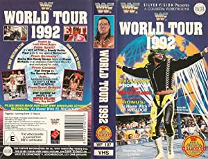 Wwe - World Tour 92 [VHS]