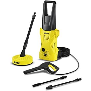 Kärcher K 2.300 T 50 - high-pressure cleaners (Black, Yellow)