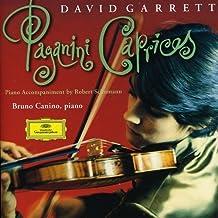 Paganini: 24 Caprices For Violin by David Garrett (2008-09-09)