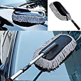 #10: First 4 Expandable Cleaning Mob Brush With Best Quality Fine Micro Fibers