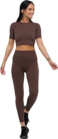 HEART AND SOUL Leggings Donna-Infinity Sportivo