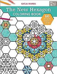 The New Hexagon Coloring Book