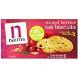 Nairn's Mixed Berries Oat Biscuits, 200g