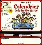 Telecharger Livres Calendrier de la Famille Max et Lili 2015 2016 (PDF,EPUB,MOBI) gratuits en Francaise