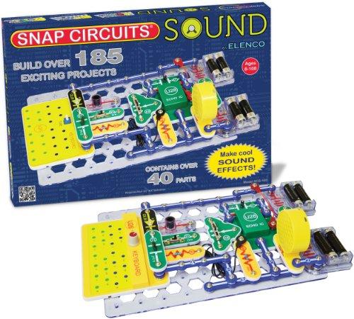 Adam Schaltung (Snap Schaltungen Sound Kit)