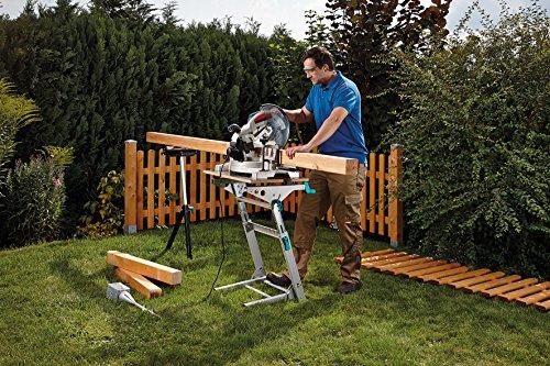 Mobiler Spanntisch: Wolfcraft Master 700 Spann und Maschinentisch