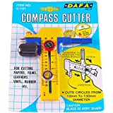 Gold Leaf Dafa Compass Cutter Circle Knife Round Draw Knife Round Cutting Knife C-101