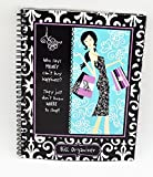 Monthly Bill Paying Organizer Budget Book with Pockets - Simply Fabulous