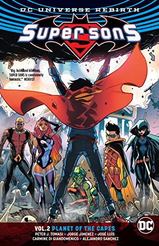 ol. 2: Planet of the Capes (Adult Superman Cape)