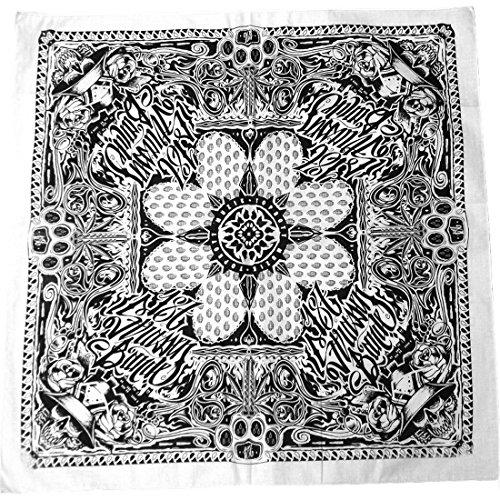 187 Straßenbande-bandana - Multicolore - taille unique