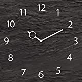 Eurographics U-DT6193 Time Art Black Slate