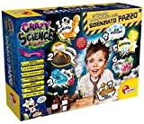 Liscianigiochi- Crazy Science Il Grande Laboratorio dello Scienziato Pazzo, Multicolore, 68654
