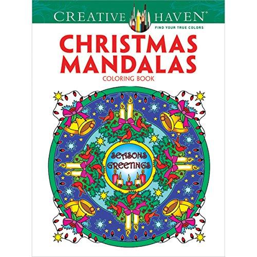 Dover Publications-Creative Haven Navidad Mandalas