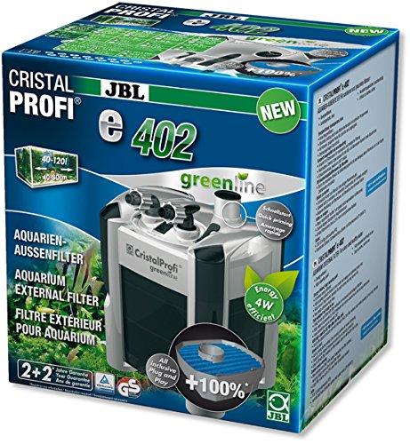 JBL- Außenfilter CristalProfi e402 greenline Außenfilter