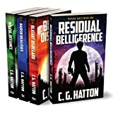 Thieves' Guild Series (4 eBook Box Set): Military Science Fiction - Alien Invasion - Galactic War Novels