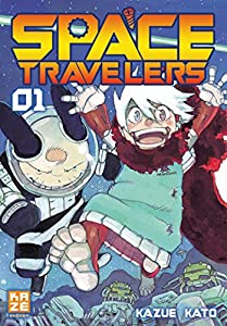 Space Travelers Edition simple Tome 1