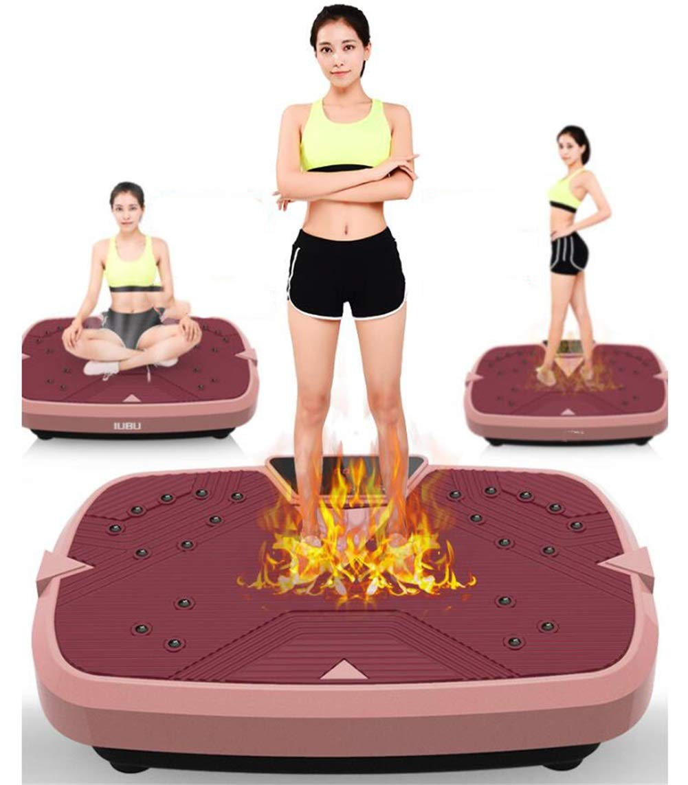 61J3GU6USQL - Rocket Vibration Machine,Strong Muscles Equipment Lose Weight Fitness Trainer