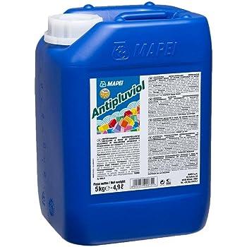 Antipluviol mapei 25kg fai da te for Guaina liquida trasparente mapei