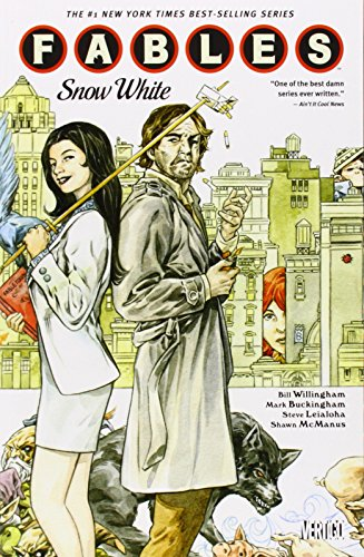 Fables. Volume 19. Snow White
