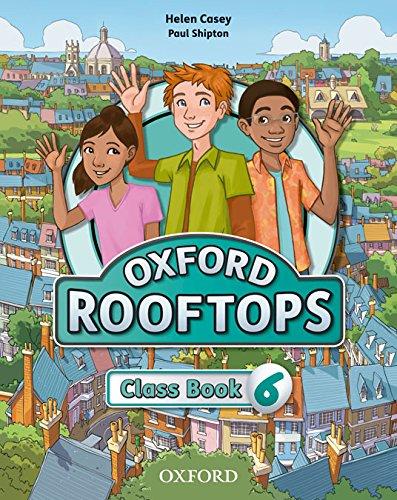 Rooftops 6 class book