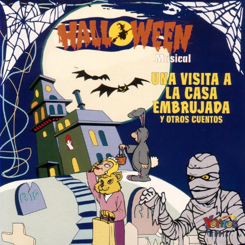 Halloween Musical - Cuentos / Rondas, Cumbias Y Merenguitos (De Merenguitos Halloween)