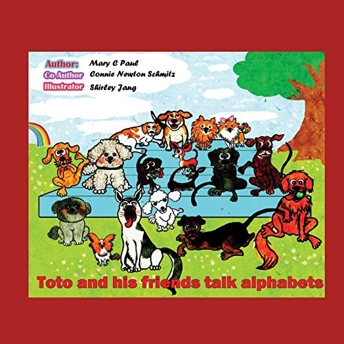Toto and His Friends talk Alphabets: (children'sbook, animals, and Alphabets