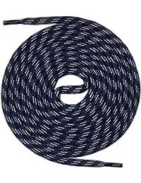 Mount Swiss© Qualité-Lacets, ronds, Lacets pour chaussures de randonnée, extrêmement durable, ø 4 mm, longueurs 70 - 220 cm
