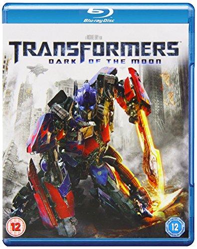 Transformers - Dark Of The Moon [Edizione: Regno Unito] [Blu-ray] [Import italien]