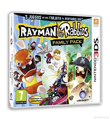 Rayman & Rabbids: Family Pack