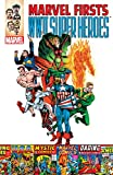Marvel Firsts: WWII Super Heroes (English Edition)