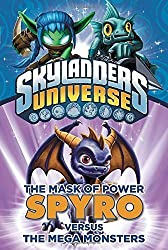 The Mask of Power: Spyro Versus the Mega Monsters #1 (Skylanders Universe) by Onk Beakman (2013-01-10)