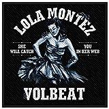 Volbeat Lola Montez Patch