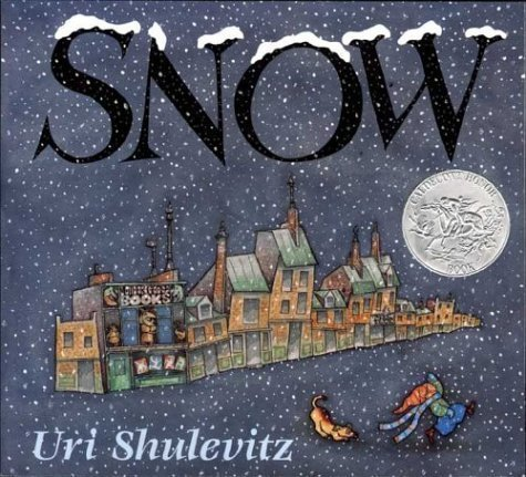 Snow (Sunburst Books) by Shulevitz, Uri (2004) Paperback