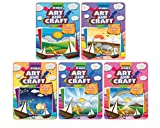 #8: My Book of Art & Craft - Pack (5 Titles)