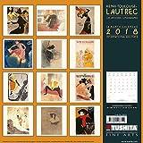 Henri Toulouse-Lautrec Lithographs 2018 (Fine Arts)