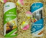 Gourmet Zucker und Salz im Doppel: Ahornzucker aus Kanada und Indische Sonnenflocken