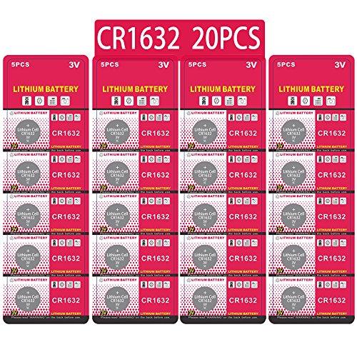 Lithium Knopfzelle Elektro CR 1632 Lithium ()