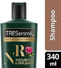 TRESemme Nourish and Replenish Shampoo, 340ml