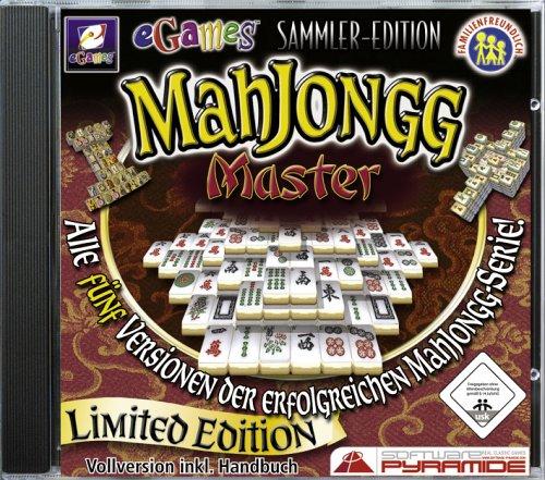 Preisvergleich Produktbild MahJongg Sammler-Edition (Software Pyramide)