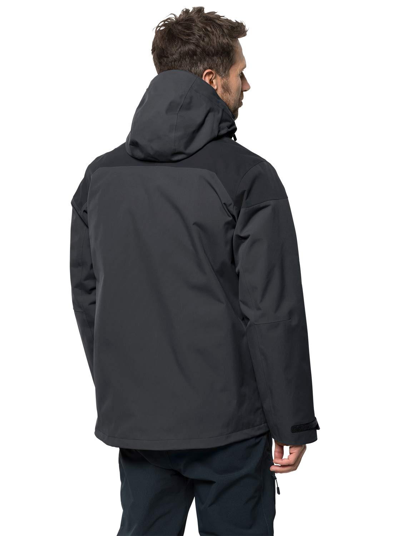 61J497BnwZL - Jack Wolfskin Men's Mount Benson Jacket